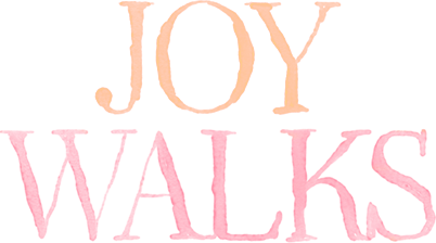 Kate Spade - Joy Walks
